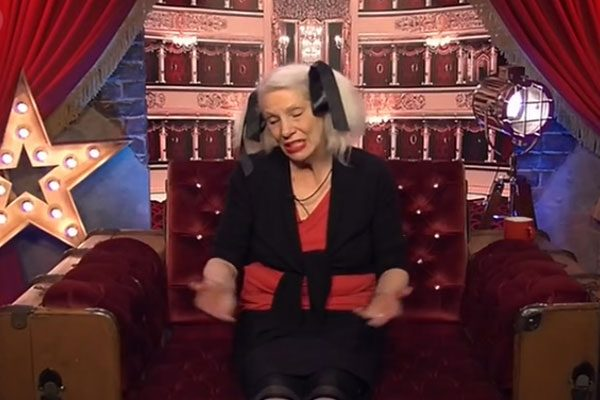 Angie Bowie was seen reacting to the sad news that David Bowie had passed away
