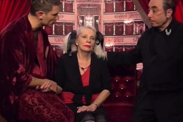 Angie Bowie has explained her decision to stay on Celebrity Big Brother after the death of David Bowie