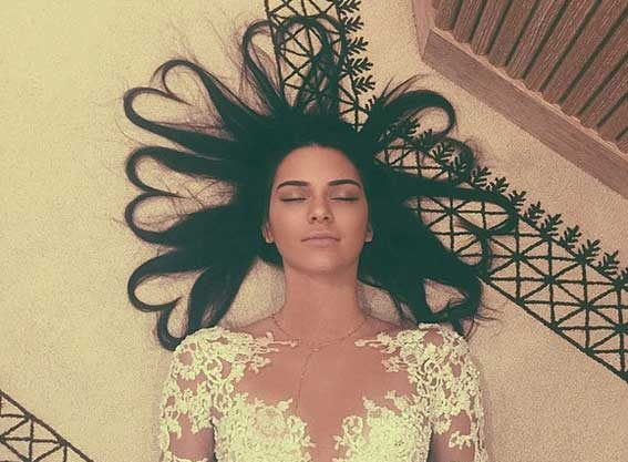 Kendall Jenner also achieved THE most liked Instagram image of all time