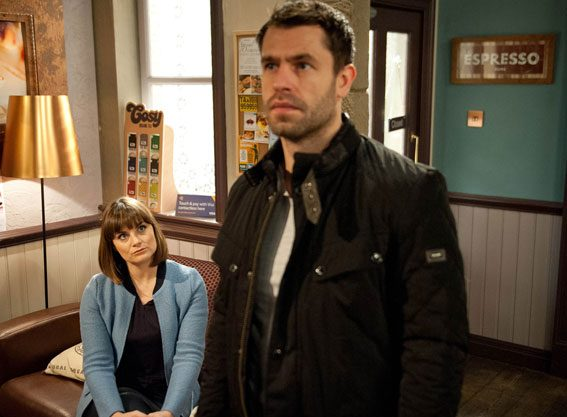 Bernice encourages Chrissie to find a new man – could Andy but the guy for her?
