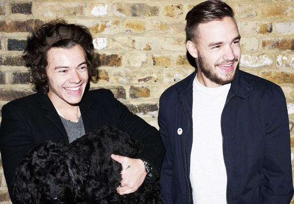 The 1D Heartthrobs took time out of their busy schedule to go on a dinner date with two of their fans