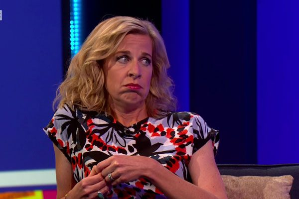 Katie Hopkins has sparked controversy by saying size 12 is 'fat'