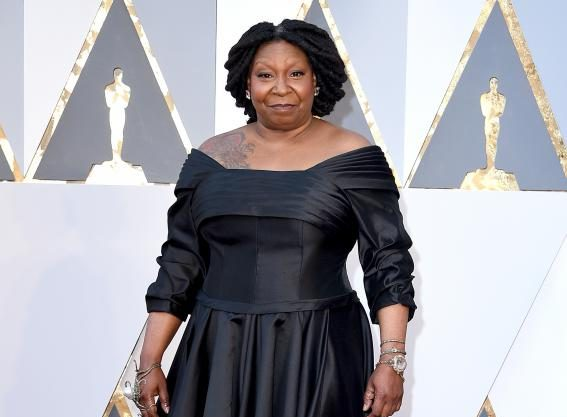 Whoopi Goldberg spoke out about the Oscars controversy