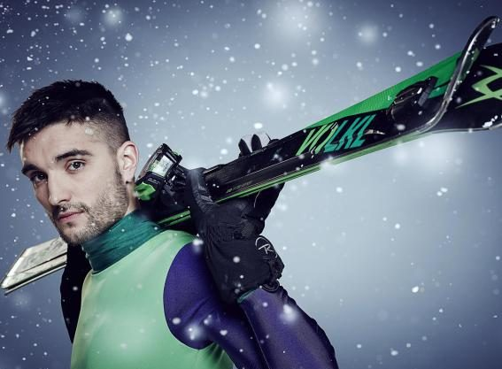 Heather annoyed viewers after telling Tom Parker he was 'inexperienced' skier