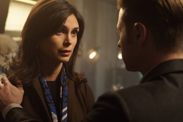 Morena and Ben star opposite each other in Batman prequel series Gotham
