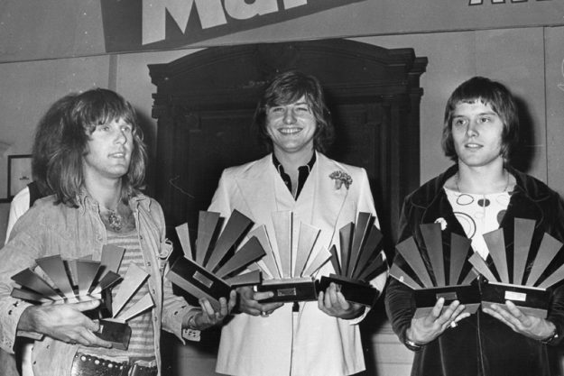 Emerson Lake and Palmer have seen huge success since forming in 1970