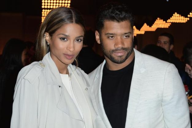 Ciara and Russell Wilson have been dating since early 2015