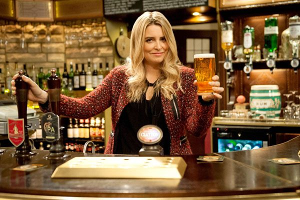 Charity Dingle will reveal that she owns half of the Woolpack to a stunned audience