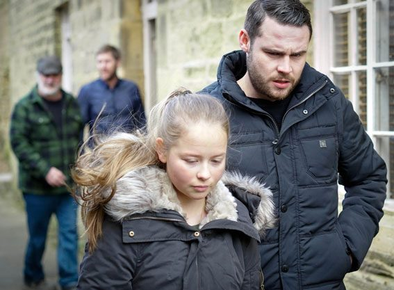Liv will head back to Emmerdale with her brother, but whose side is she really on?