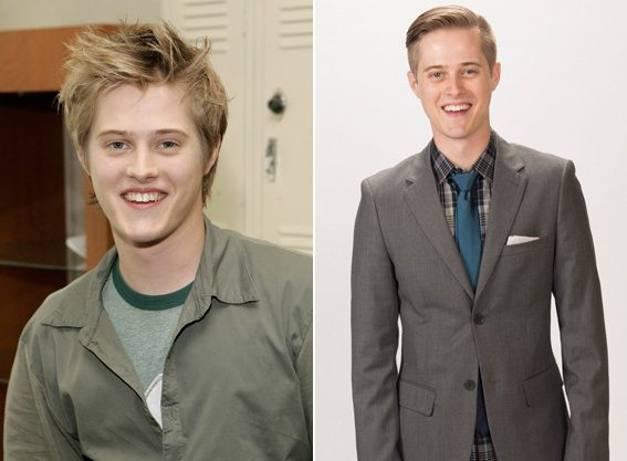 Lucas Grabeel: Then and now