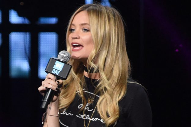 Laura Whitmore and Richard Madden are said to have genuine chemistry