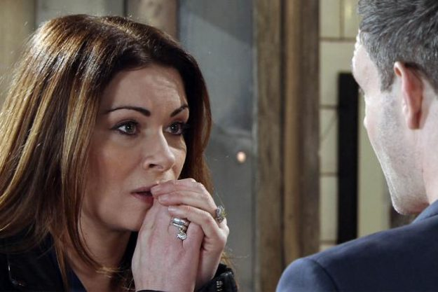 Actress Alison King thinks Tracy could tip Carla over the edge