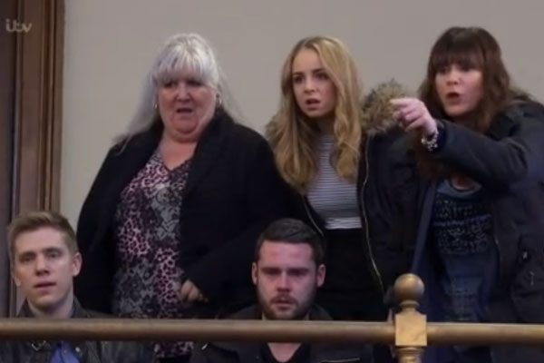 Emmerdale fans shared their outrage after tonight's episode saw Gordon Livesy released after his court appearance