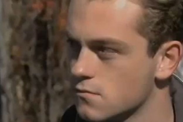 Ross made a brief appearance on Emmerdale in the 80s before he found fame as Grant Mitchell in EastEnders