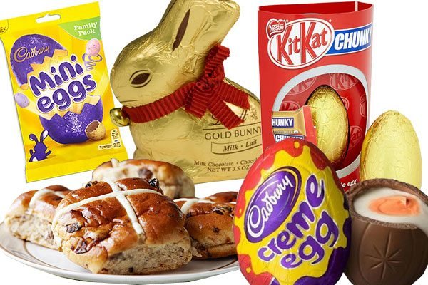 Who knew our favourite Easter treats were so calorific?!