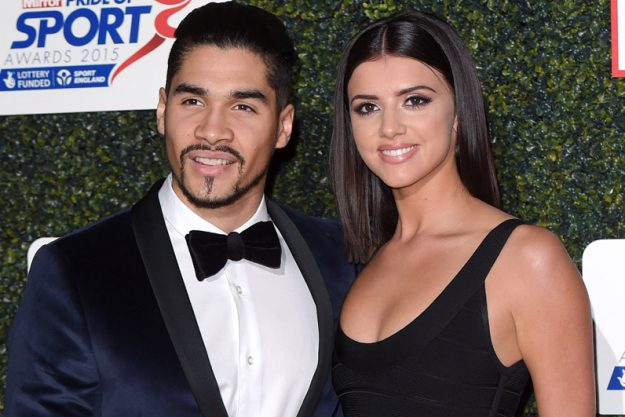 Lucy Mecklenburgh and Louis Smith broke up in January after dating for over a year