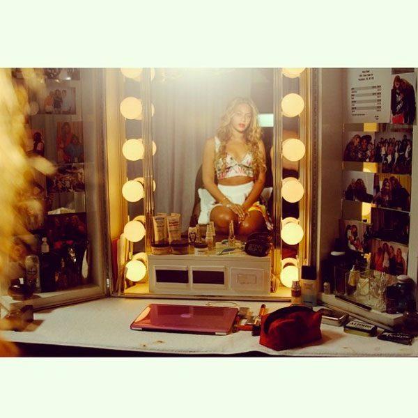 Beyoncé is too cool for skool