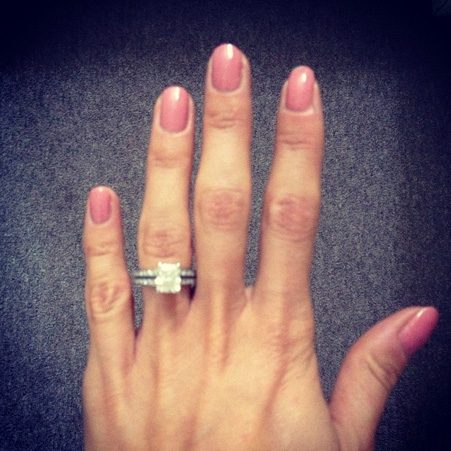 Professor Green designed wife Millie Mackintosh's engagement ring