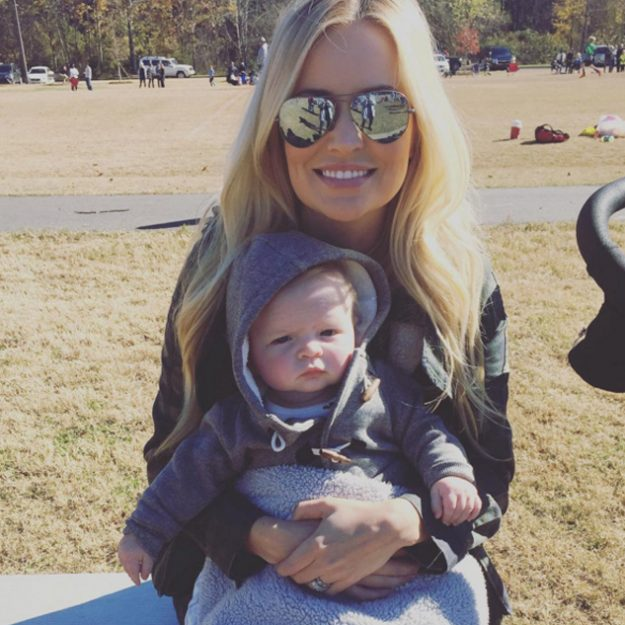 Emily Maynard is welcoming her second child with husband Tyler Johnson