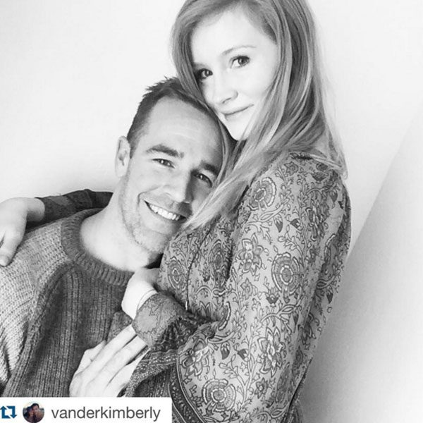 Dawson Creek's James Van Der Beek and his wife are expecting their fourth child
