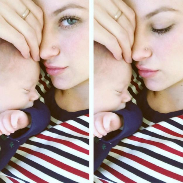 Briana Jungwirth received online abuse over her picture with Freddie