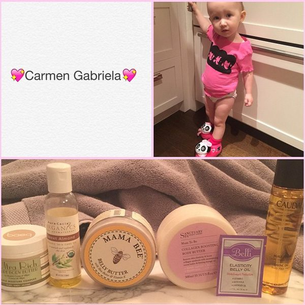 Hilaria Baldwin shares top tips for staying stretchmark ...
