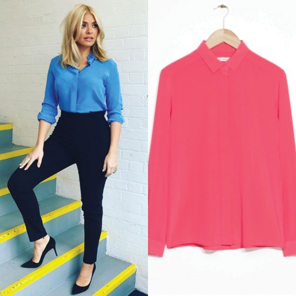 Holly Willoughby wows in And Other Stories
