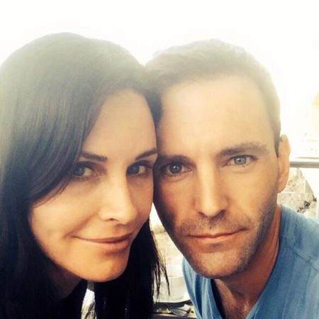 Courteney Cox and Johnny McDaid announced their wonderful news last night