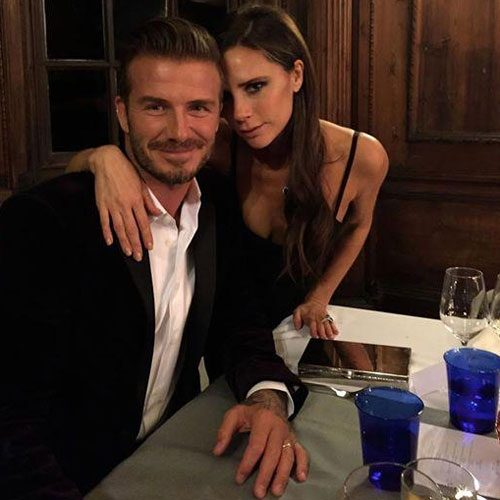 David and Victoria Beckham are rumoured to have some out-of-character Christmas plans
