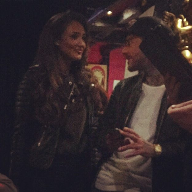 Megan McKenna was Pete Wicks' date at the TOWIE pub quiz