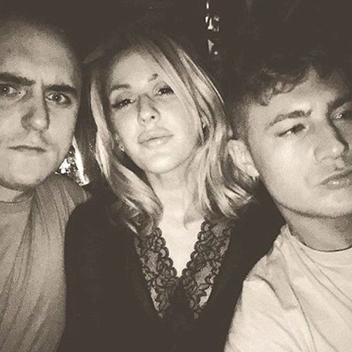 Ellie Goulding reportedly partied with Geordie Shore star Scotty T