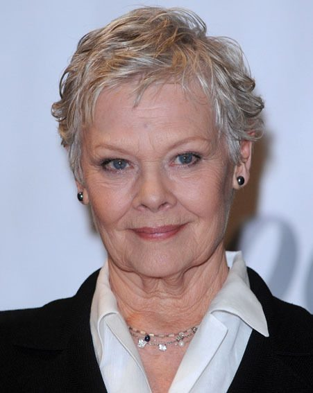 Dame Judi Dench plays M for the sixth time