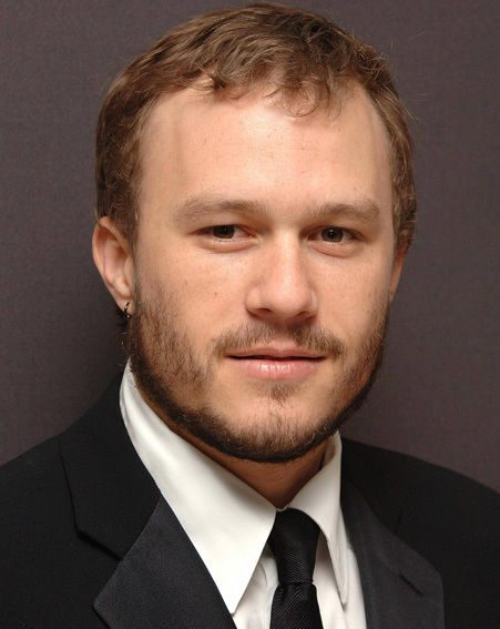 Heath Ledger is dead