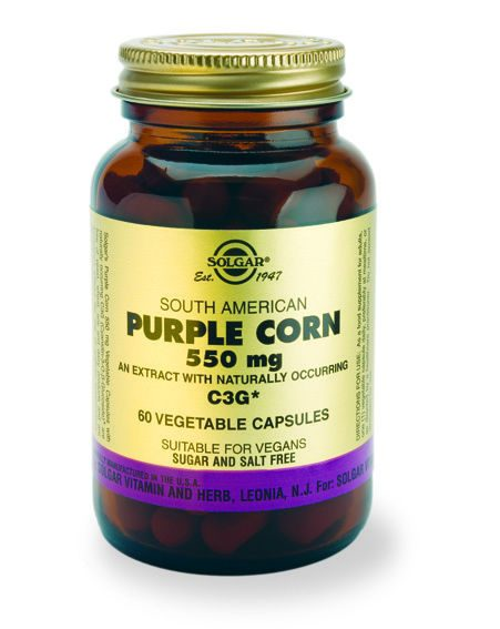 Solgar Purple Corn, £21.95