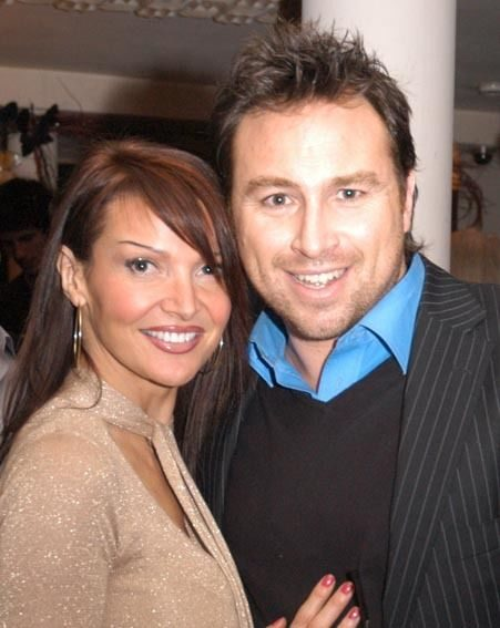 Lizzie and Jason Cundy