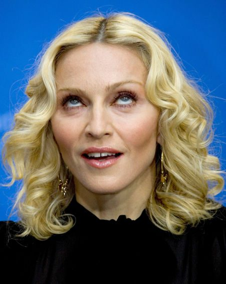 Madonna seems to have transformed AFTER her bad hair day