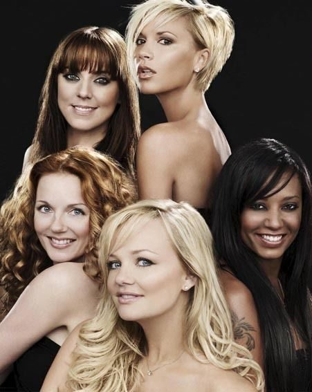 The Spice Girls' reunion has come to an end