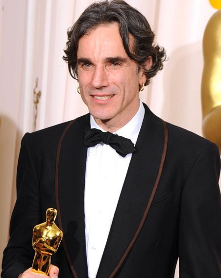 Daniel Day Lewis won the Oscar for There Will Be Blood