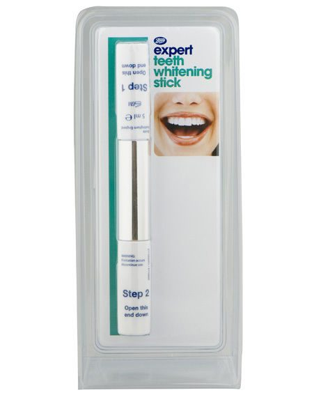 Boots Expert Teeth Whitening Stick, £9.99