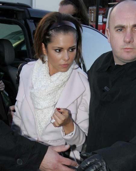 Just days after Ashley told Cheryl what had happened