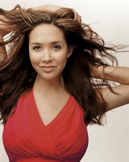 Sexy Myleene was the clear winner