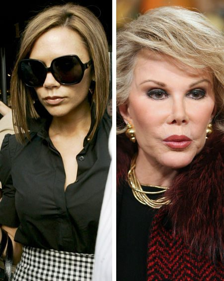 Victoria Beckham has been slammed by Joan Rivers