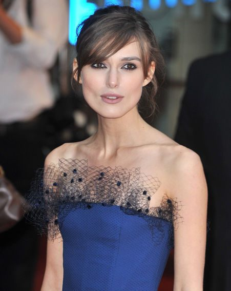 Keira looked regal at the premiere of The Duchess