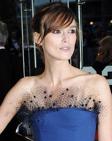 Keira was left shaking after a run-in with a fan turned nasty