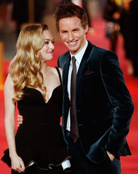 Eddie Redmayne and Amanda Seyfried - Dating Gossip News Photos