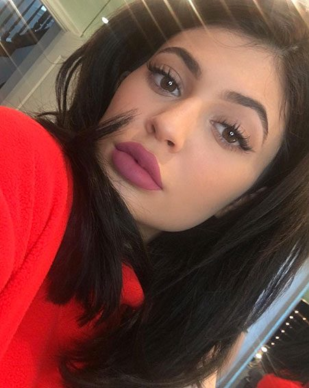 Kylie Jenner has officially unveiled the latest Lip Kit By Kylie colour