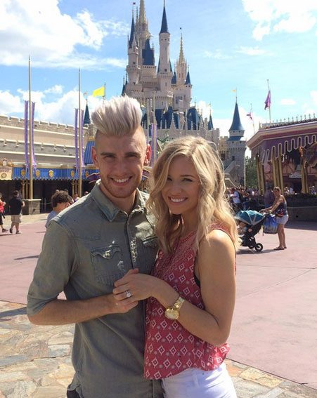 Colton Dixon is engaged to Annie Coggeshall