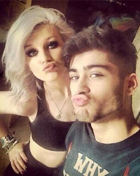 Little Mix star, Perrie Edwards, is enagaged to Zayn Malik
