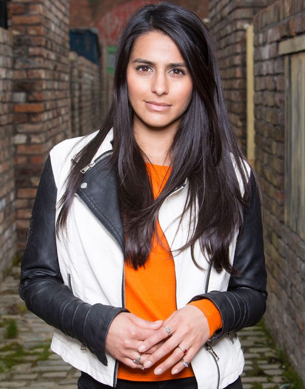Coronation Street bosses have defended fans' claims that they have forgotten about Alya Nazir's pregnancy