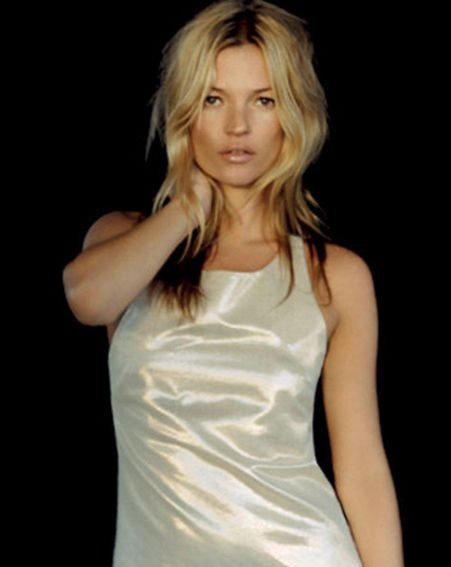 Kate Moss claims she snogged Frank Sinatra